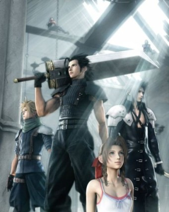 Final Fantasy Crisis Core PSP Grupo